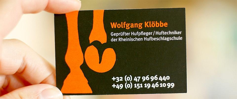 Wolfgang Klöbbe