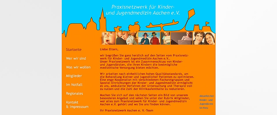 Praxisnetzwerk Aachen